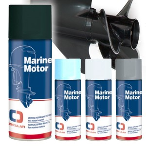 Outdrive and Propeller Antifouling Spray
