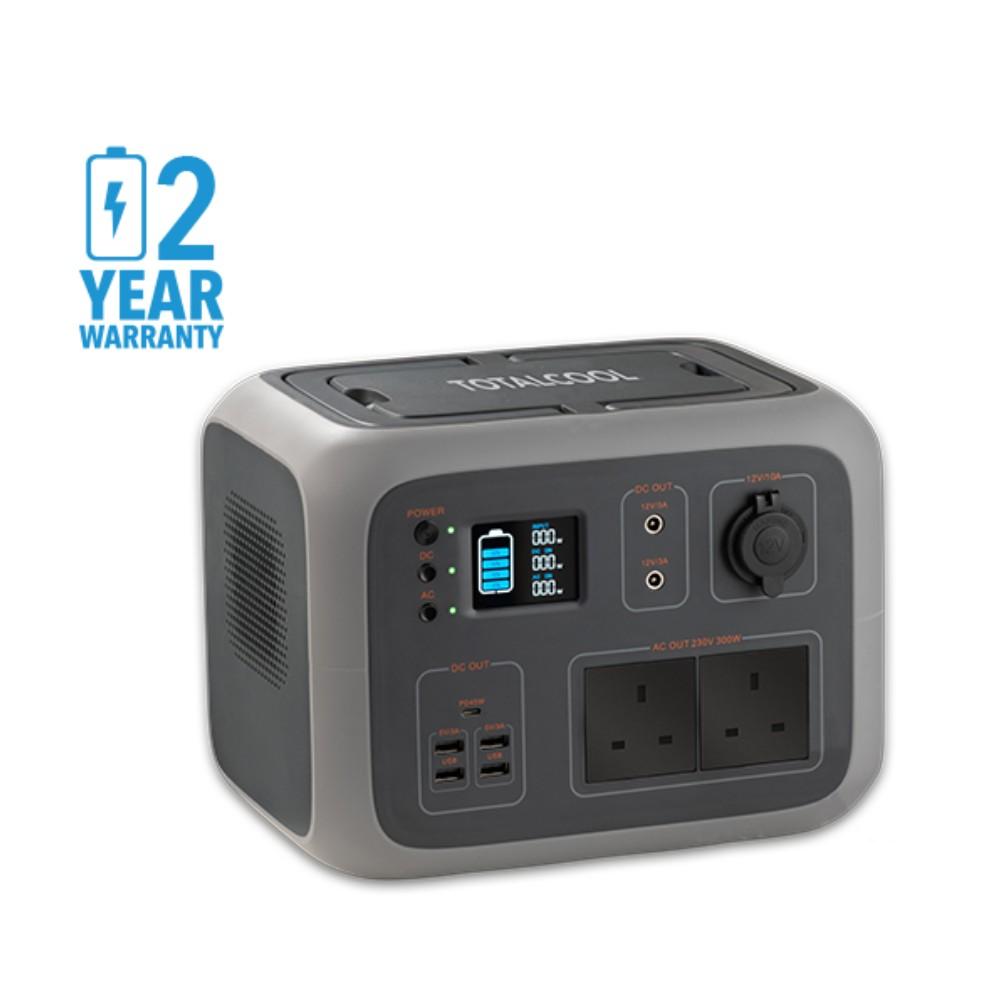 Totalpower 500 Portable Lithium Power Source
