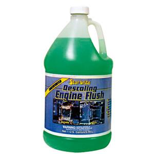 Descaling Engine Flush