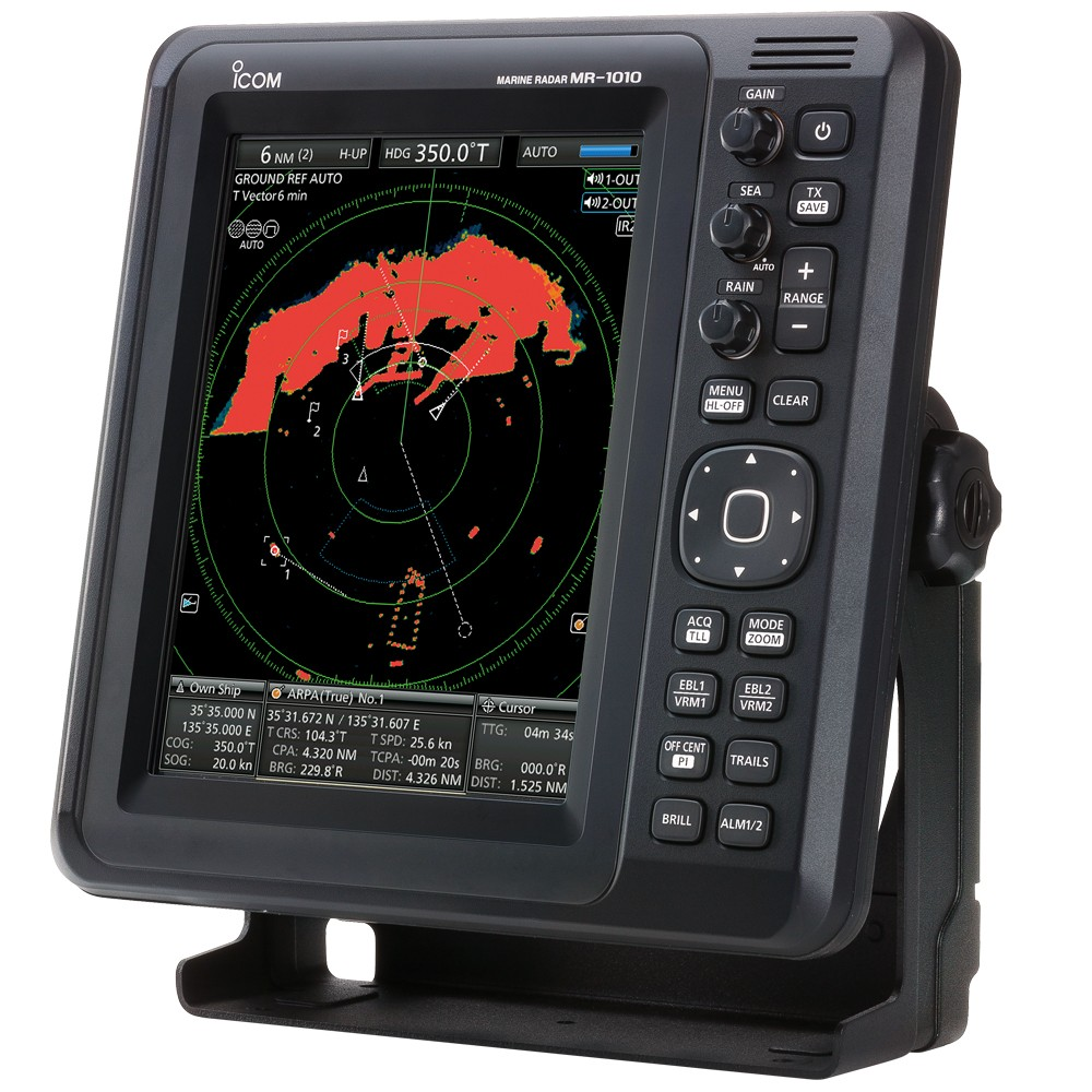 MR-1010R2 Radar System