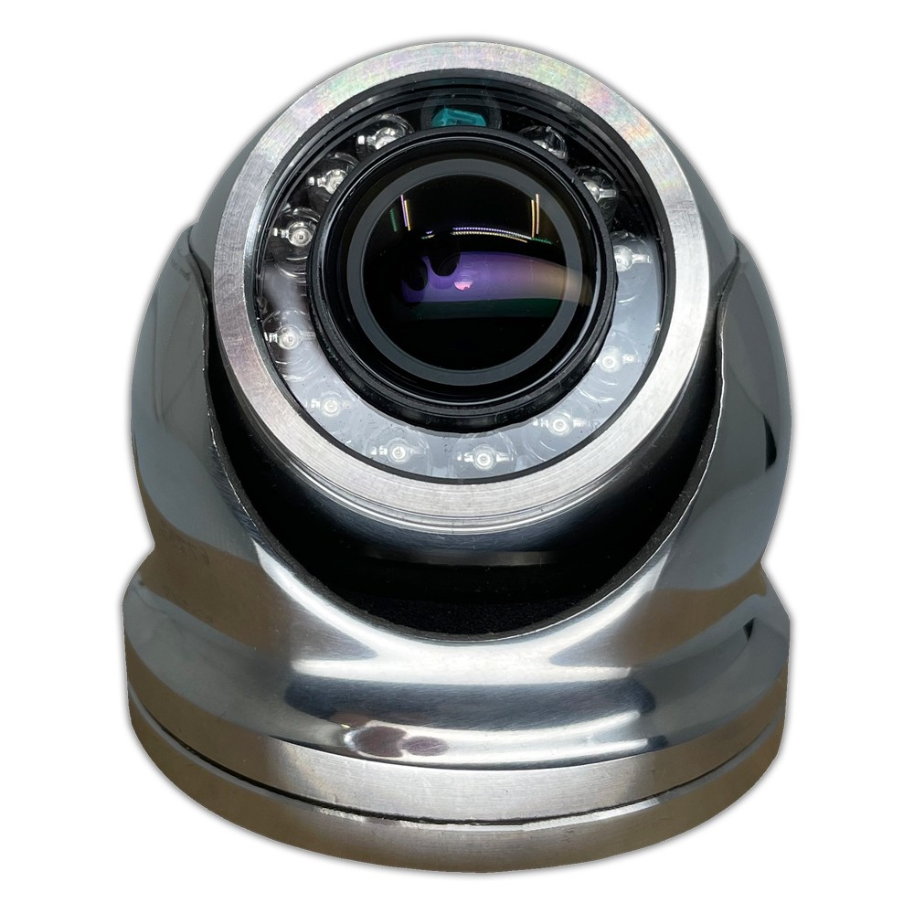 S060 Stainless Steel Static Dome Camera