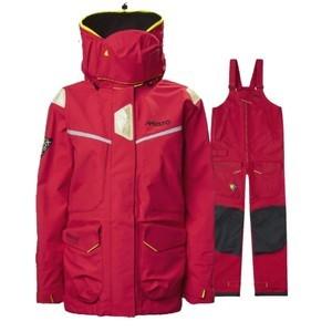 Women's MPX Gore-Tex Pro Offshore Suit - True Red
