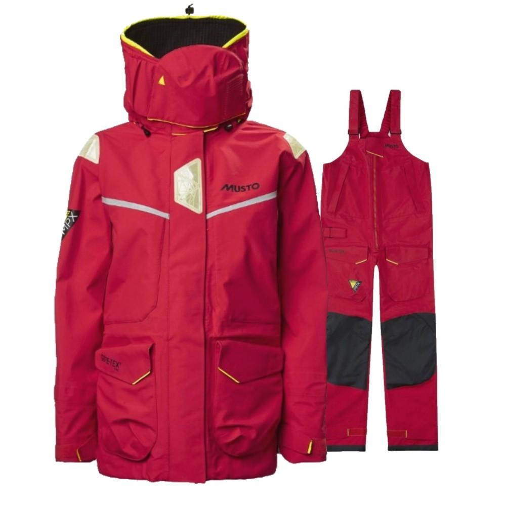 MPX Gore-Tex Pro Offshore Suit - True Red