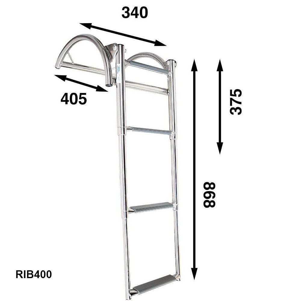 Telescopic Rib Ladder