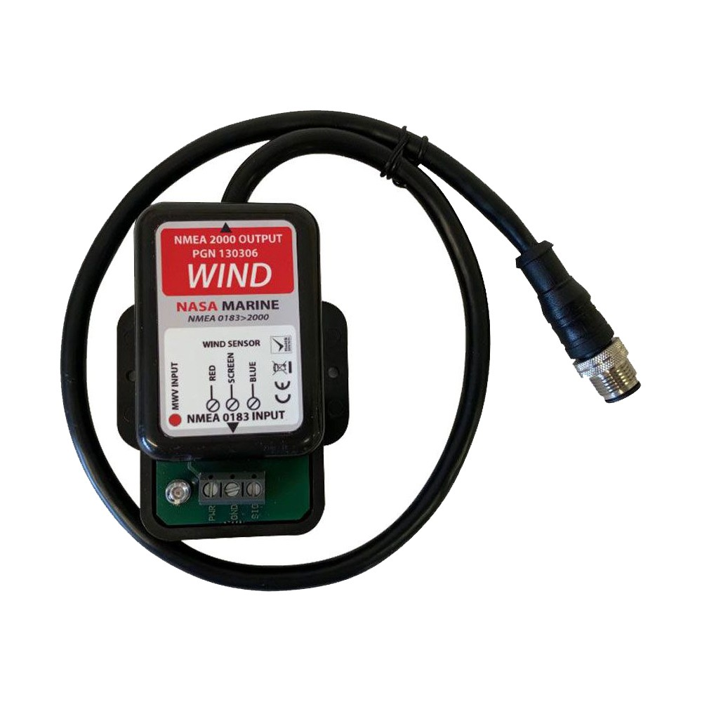Marine NMEA0183  to NMEA 2000 Compliant Converter