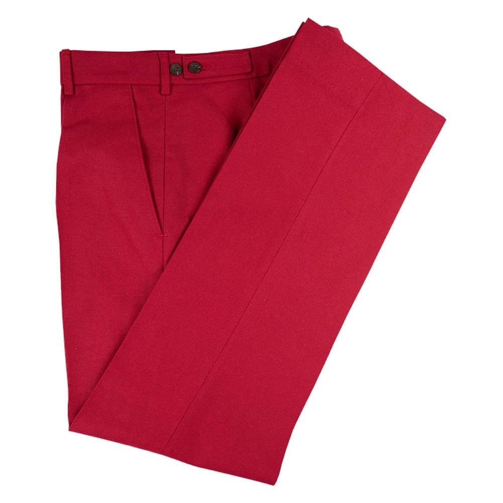 Crewman Trousers  Breton Red