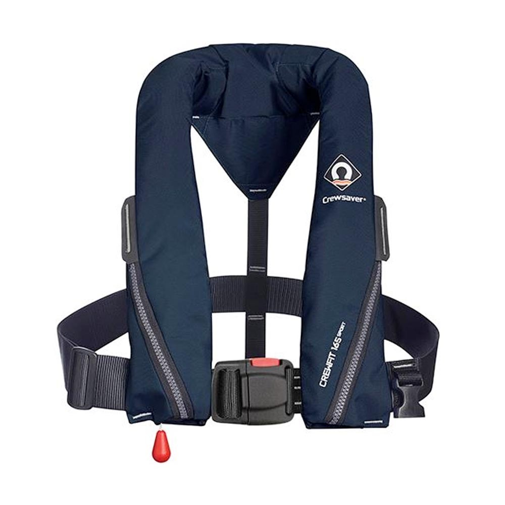 Crewfit 165N Sport Life Jacket Manual