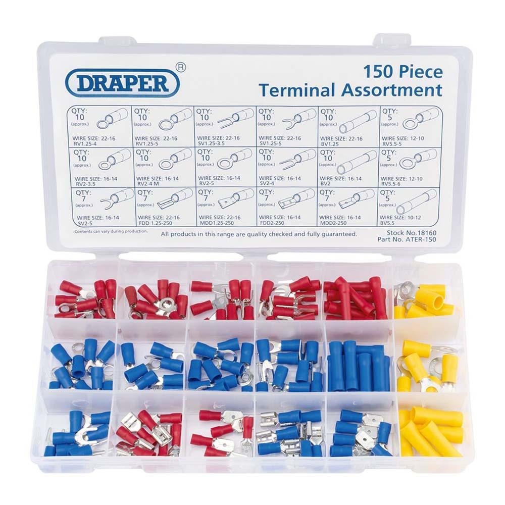 150-Piece Terminal Kit