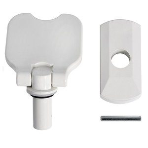 Replacement Hatch Handle for Round Marine Haches
