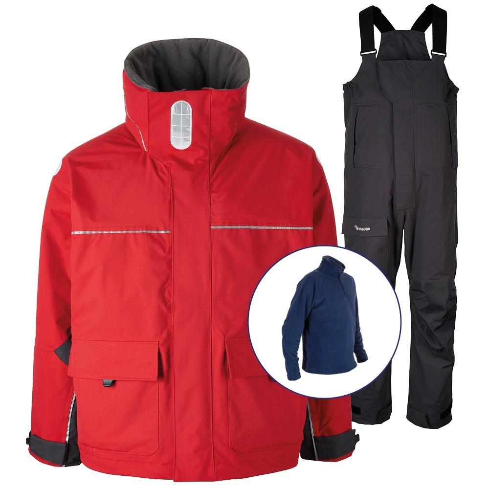 Offshore Suit with Fleece Bundle
