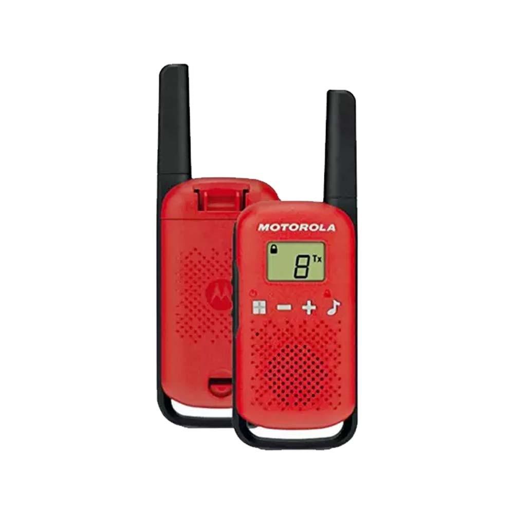 T42 PMR Radio Twin Pack