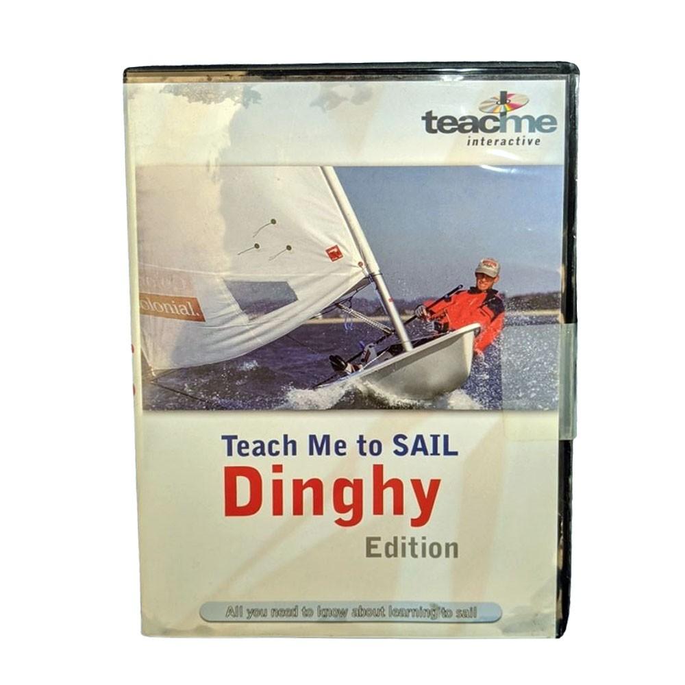Teach Me To Sail Dinghy Edition
