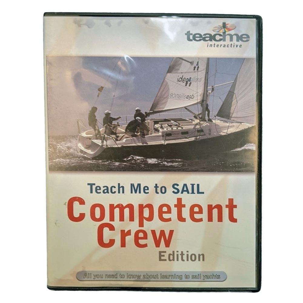 Teach Me Competent Crew CD