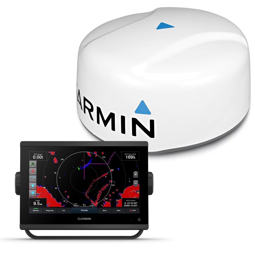 GPSMAP 923xsv & GMR18HD Plus Bundle