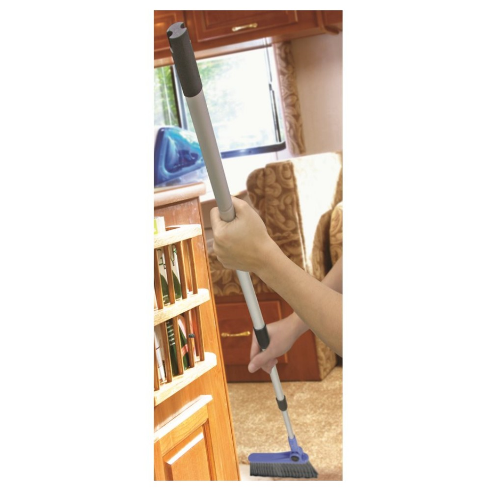 Adjustable Broom and Dustpan
