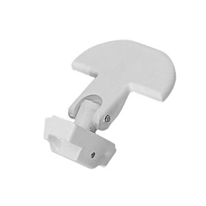 Handle for Nuova Rade Inspection Hatches White