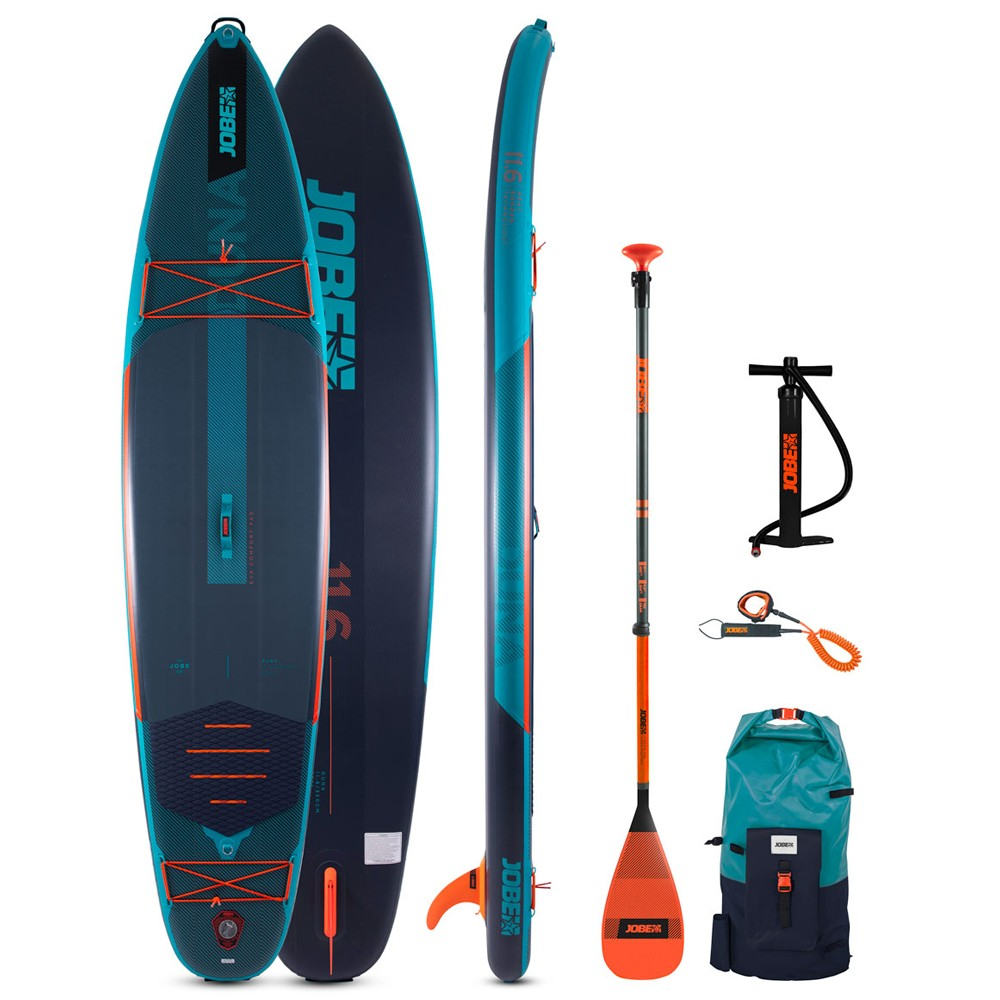 Duna 11.6 Inflatable Paddle Board Package