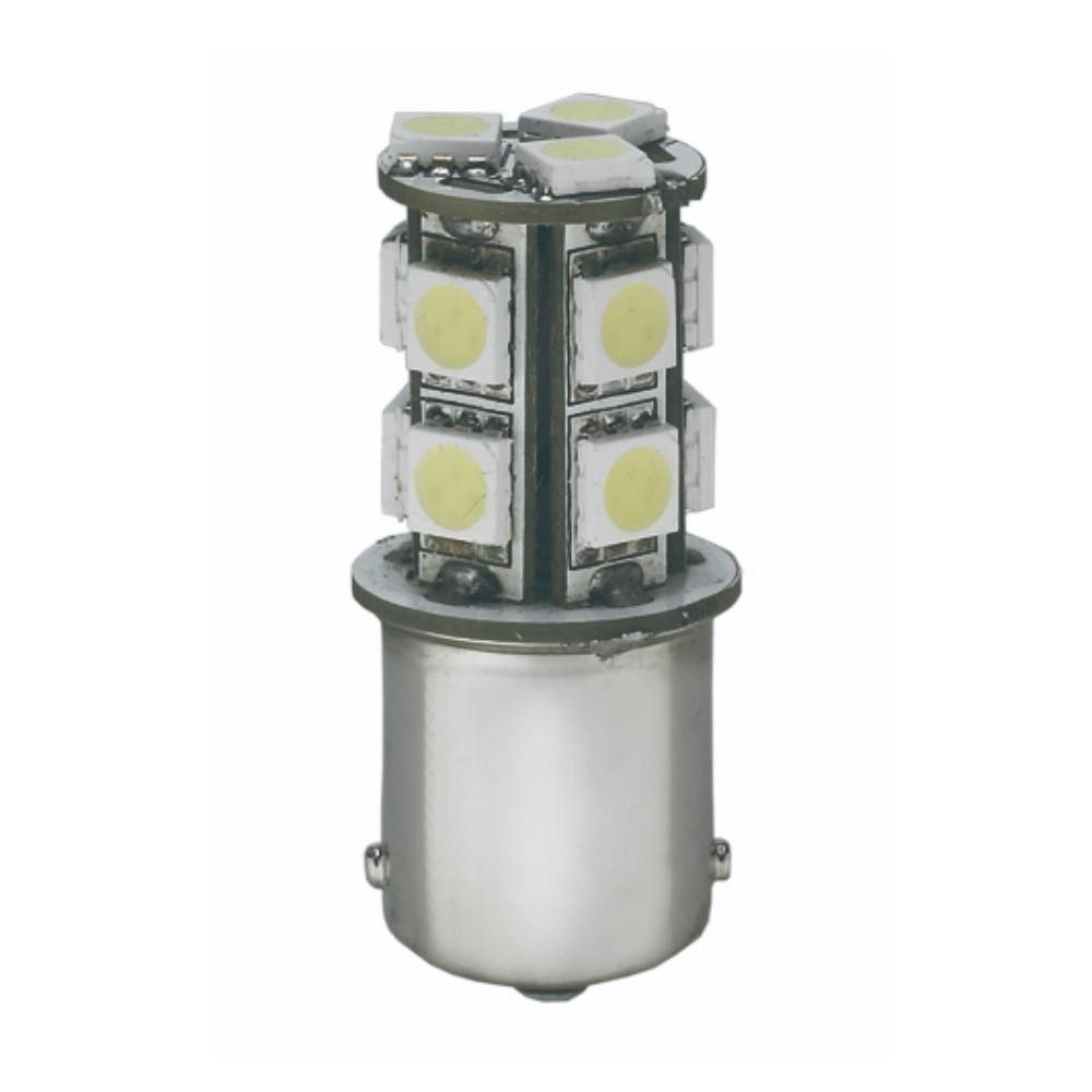 BA15S LED Bulb 12V 90LM White