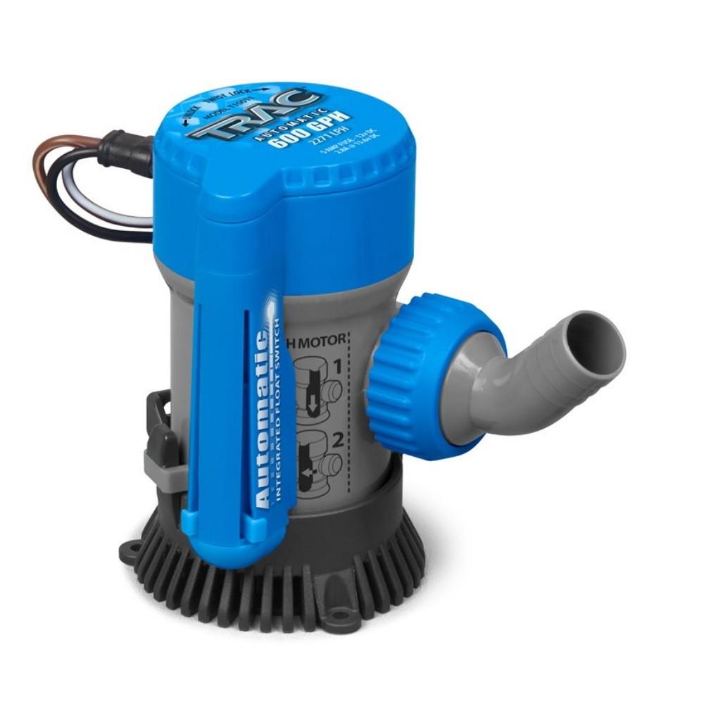 600gph Auto Bilge Pump