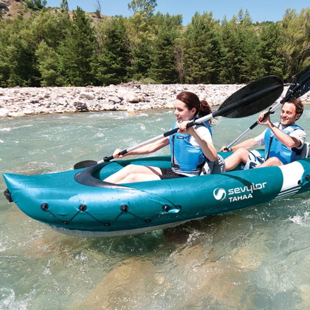 Tahaa 2 Person Canoe Kit