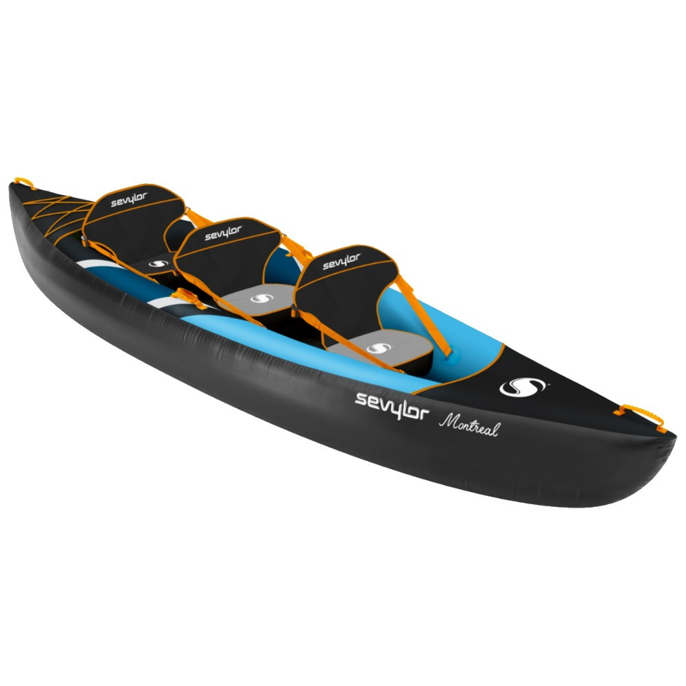 Montreal 3 Person Canoe Kit