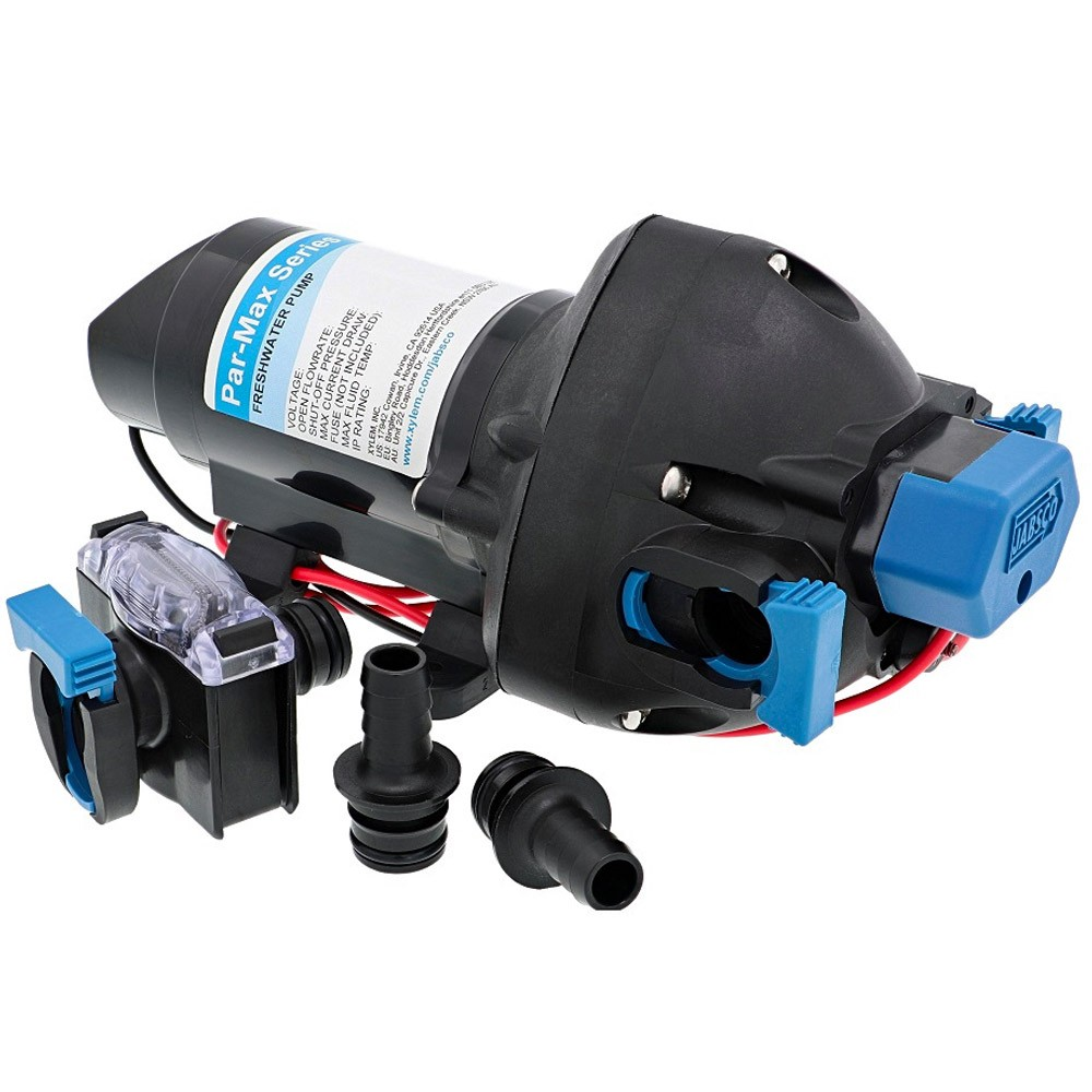 Par Max 3 Water Pressure Pump 25PSI