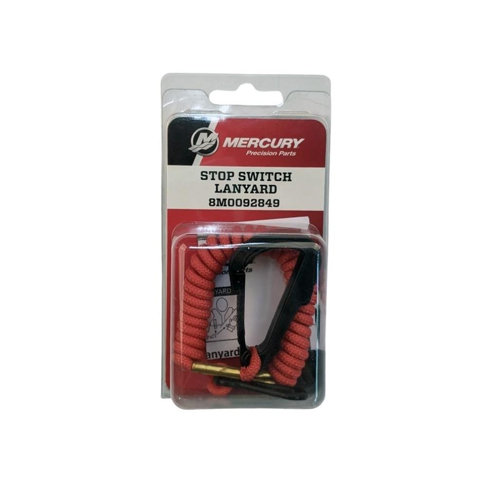 Mercury/Mariner Stop Switch Lanyard (Kill cord)