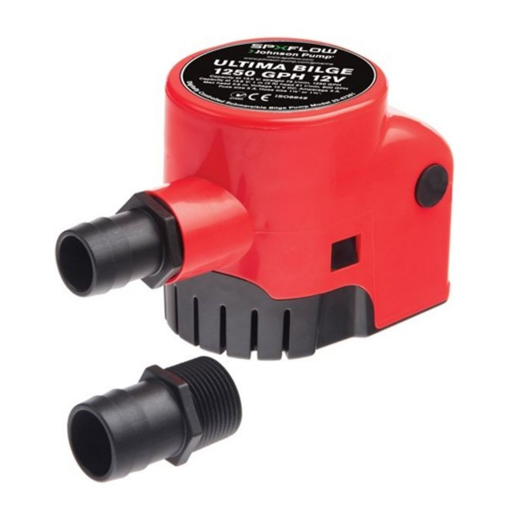 Ultima Bilge Pump with Integrated Switch