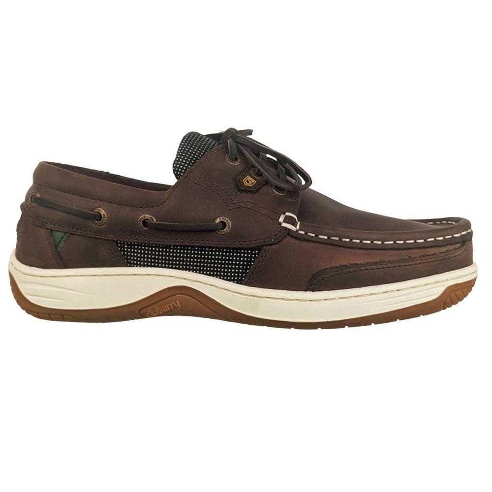 Regatta Ex-Wide Fit Deck Shoe - Donkey Brown
