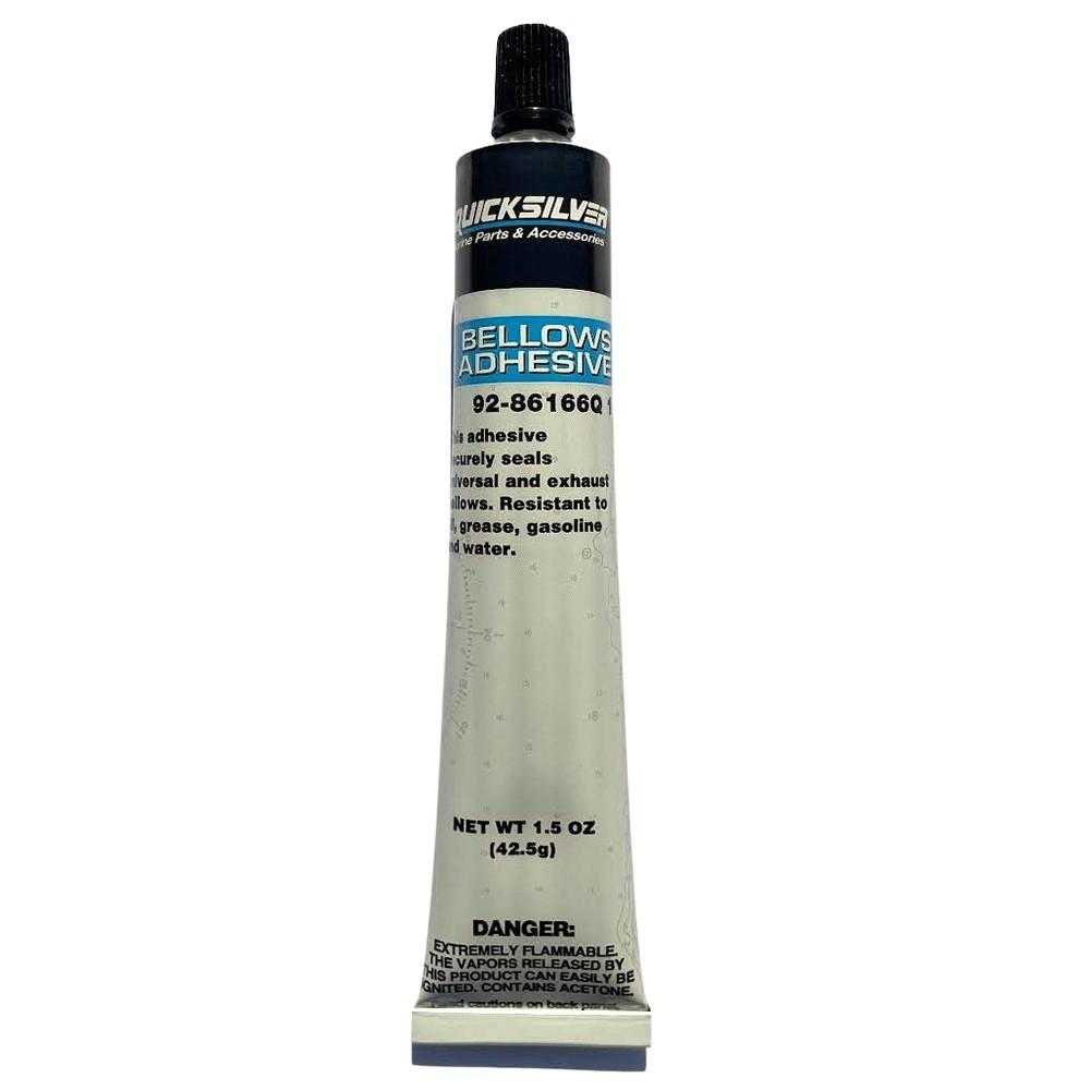 Quicksilver Bellows Adhesive