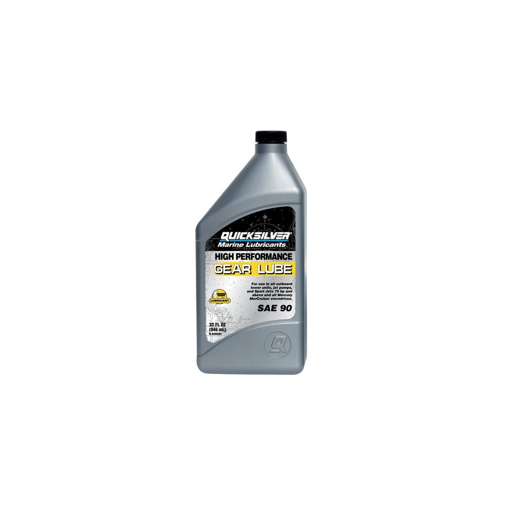 Hi-Performance Gear Lube 946ml