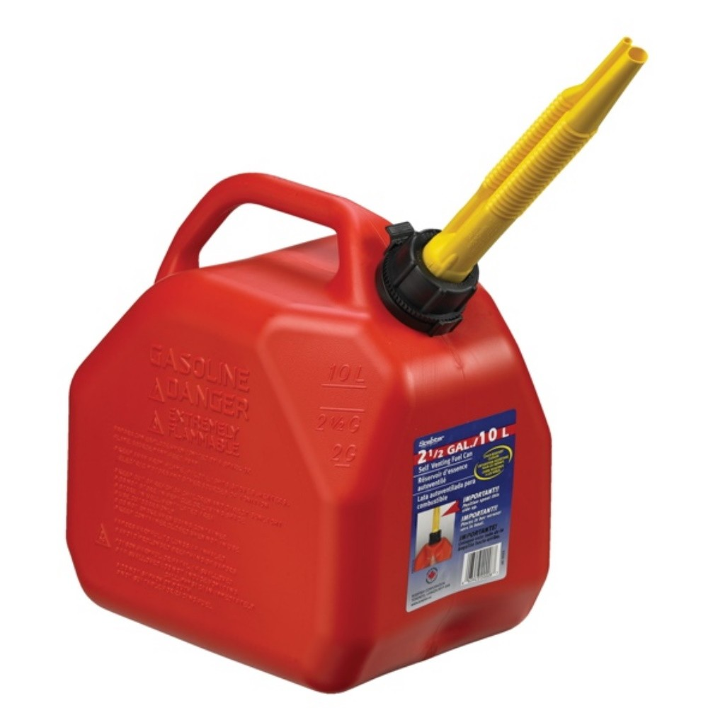 Dumpy Jerry Can 10 Litre (Red)