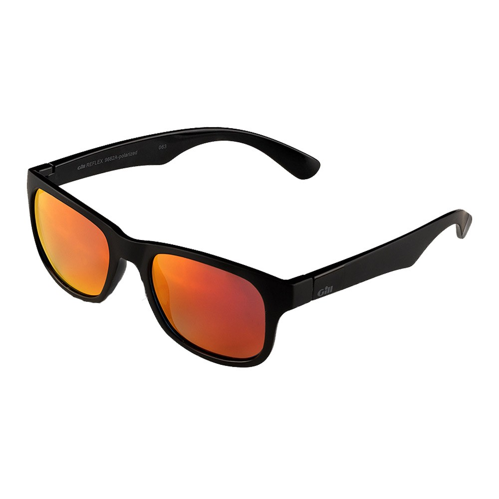 Reflex Sunglasses Black/Orange