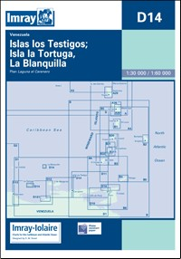 D14 Islas los Testigos Isla la Tortuga la Blanquilla