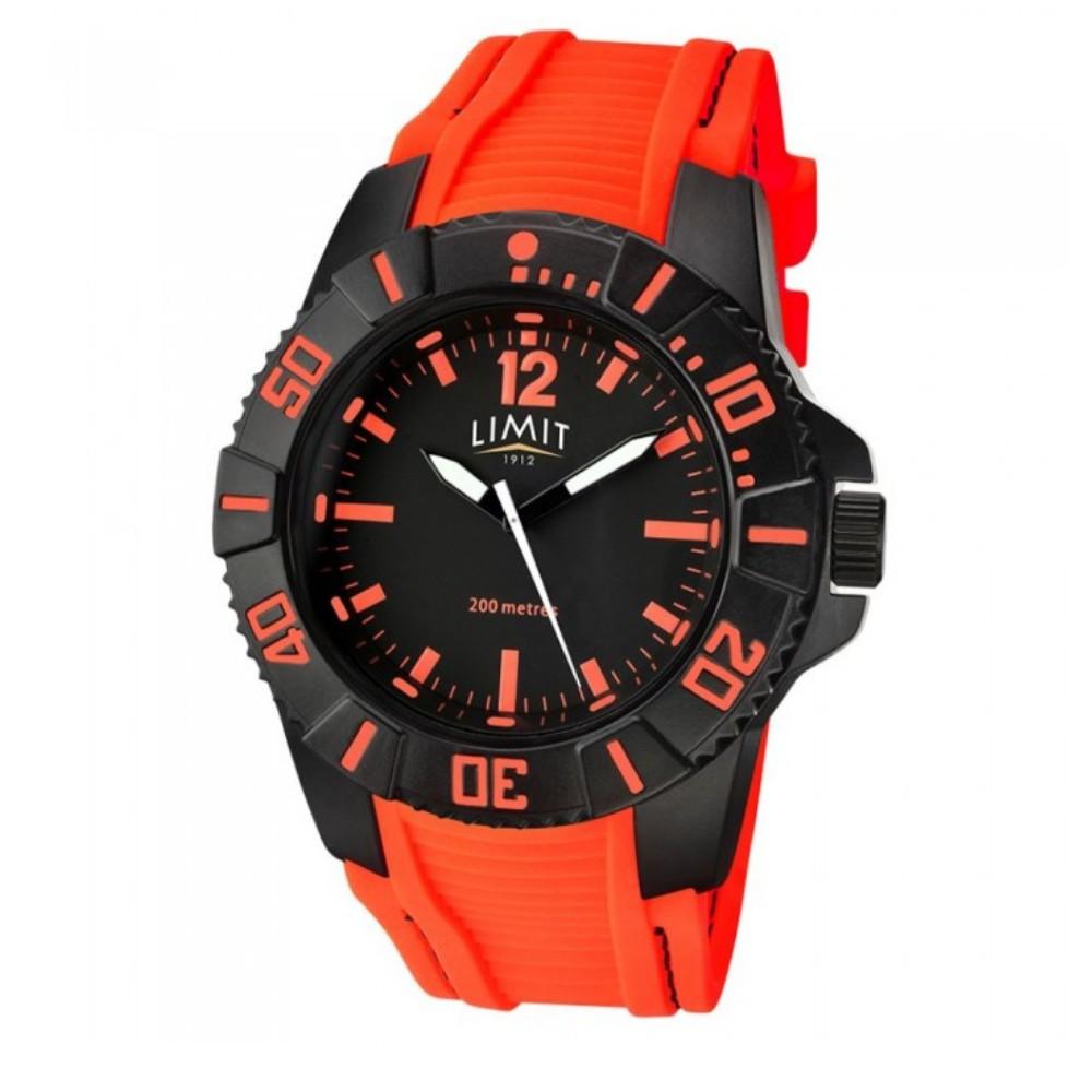 Diver's Watch - Orange