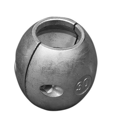 Zinc Shaft Anode 30mm
