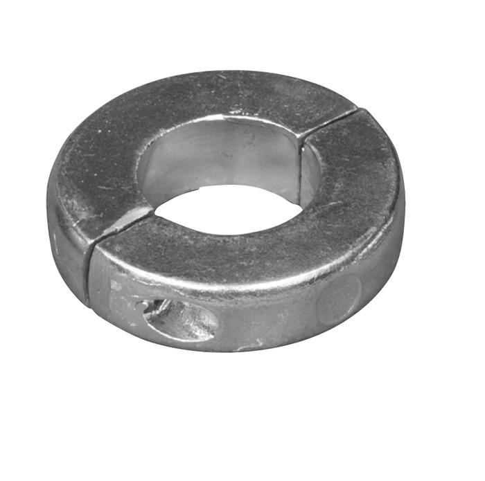 Zinc Slim Collar Shaft Anode 25mm