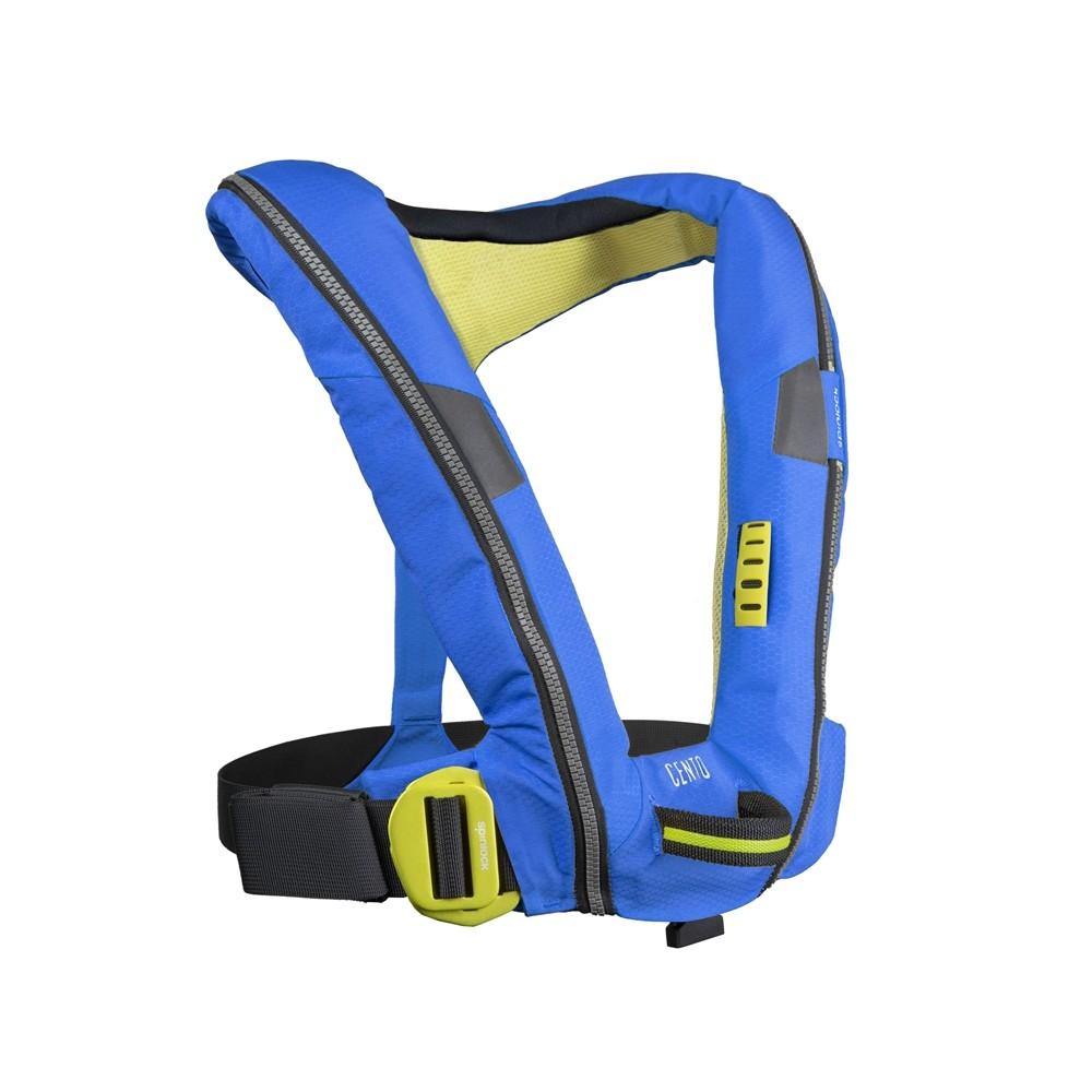 Deckvest Cento Junior 100N Lifejacket with Harness