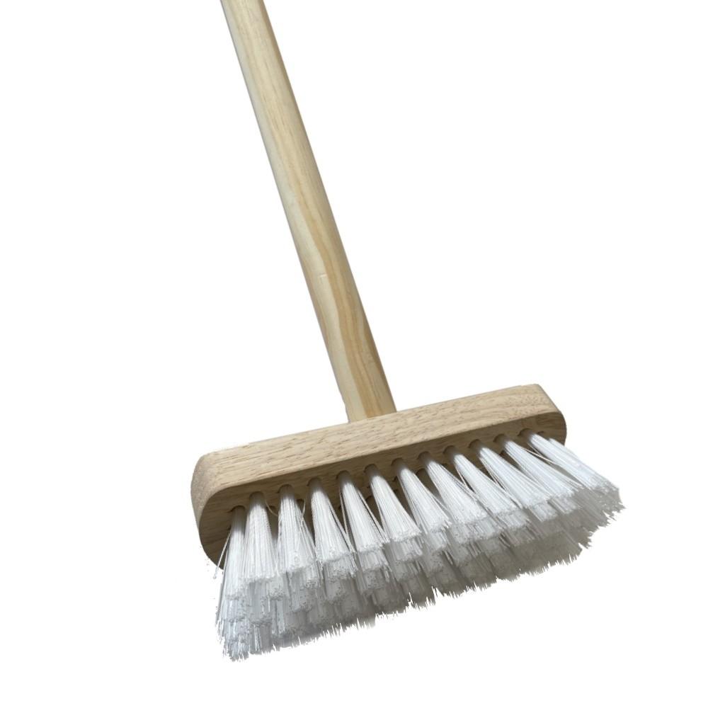 Deck Scrub Brush 7 Inch