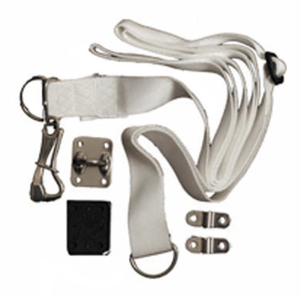 Liferaft Webbing Strap Kit