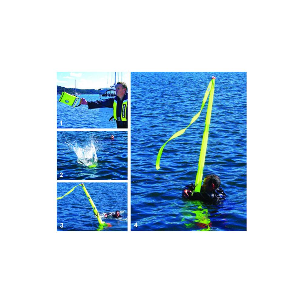 SOS Inflatable Danbuoy