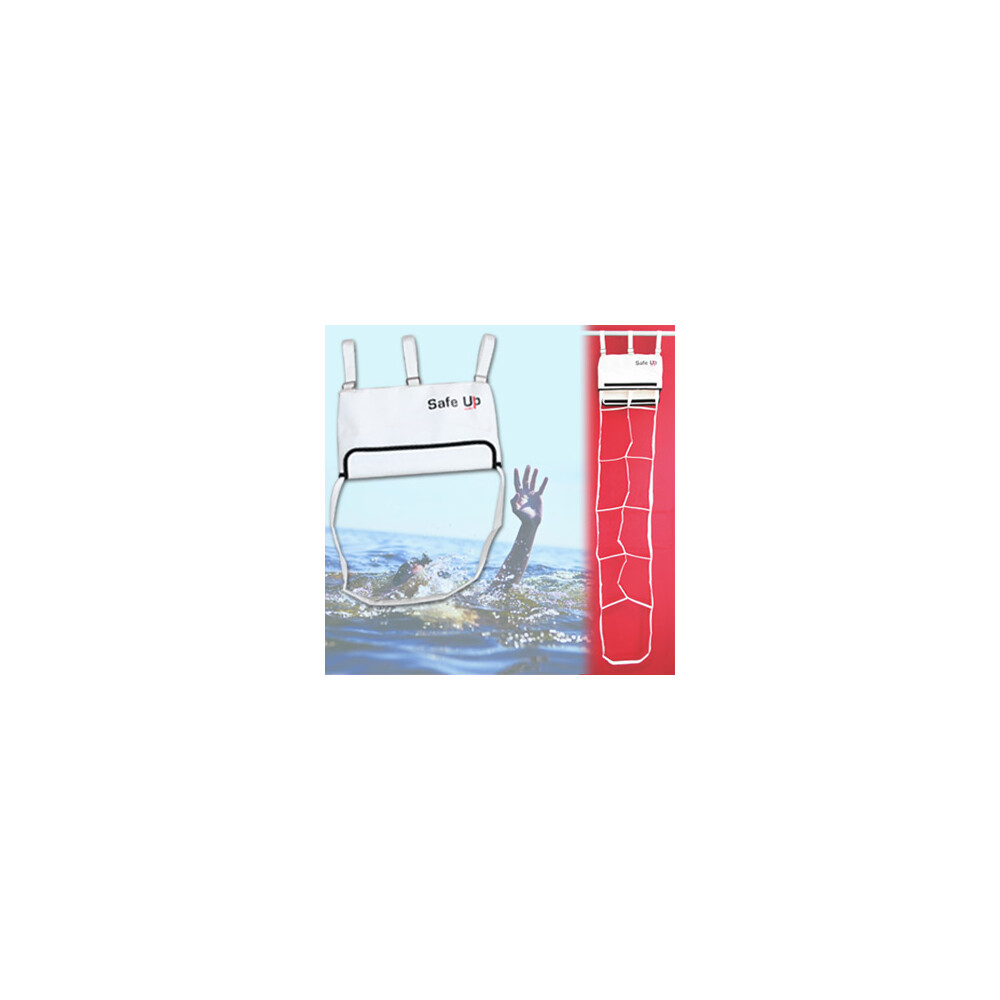 Safe-Up Emergency Man Overboard Ladder