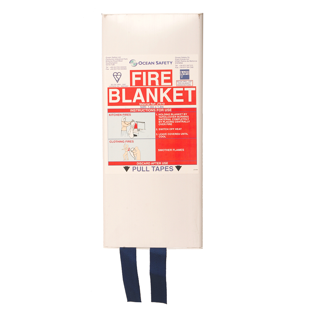 Fire Blanket 1.8m x 1.2m (MCA)