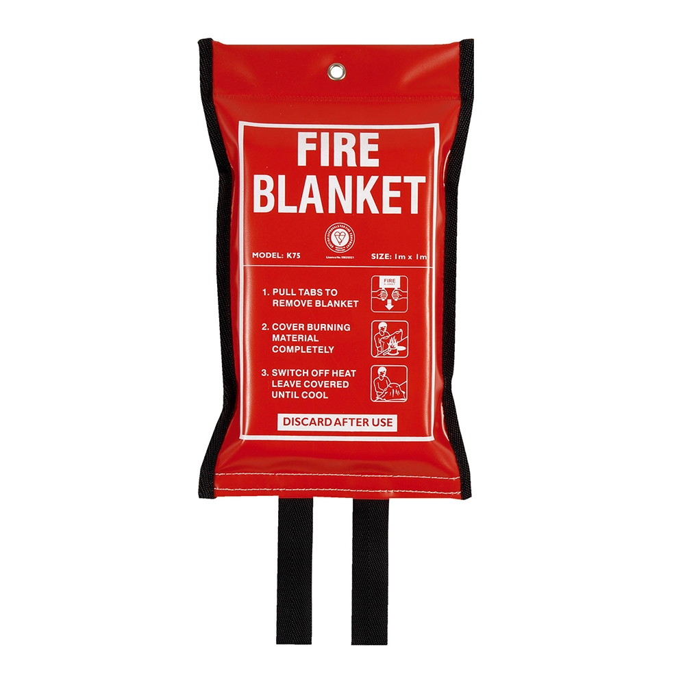 Fire Blanket (Soft Pouch)