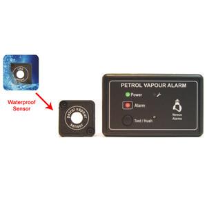 Petrol Vapour Alarm - 1 Sensor