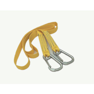 Double Asymmetric Hook Safety Line