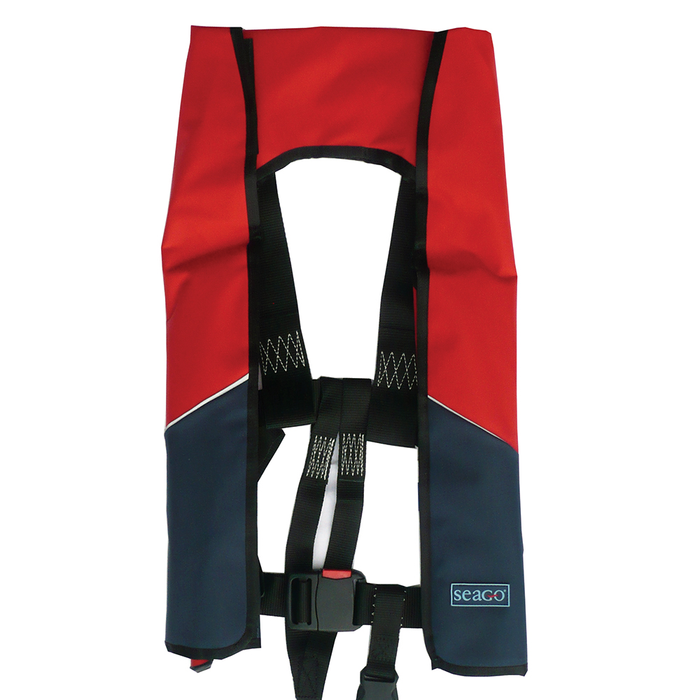 180 Classic Lifejacket Manual Red/Navy