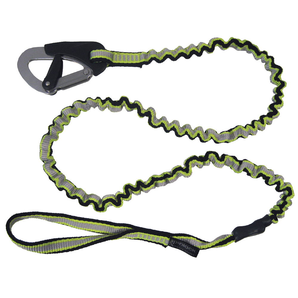 Race Safety Line (Elastic/1 Loop/1 Clip)