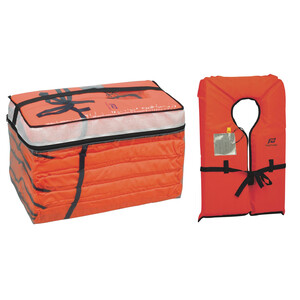 Adult 100N Lifejackets - 4 Pack
