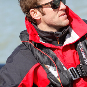 Ergofit 190OS Auto Harness Lifejacket Hood&Light